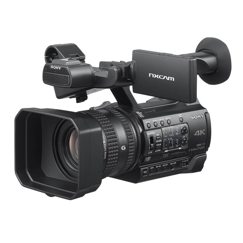 Sony Hxr Nx200 Nxcam 4k Camcorder