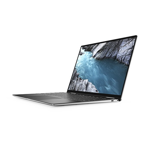"""Dell XPS 13-7390-2045 Silver (Core i7, 16GB, 1TB SSD, 13.3"""" UHD Touch Flip, Intel HD, Win10)"""