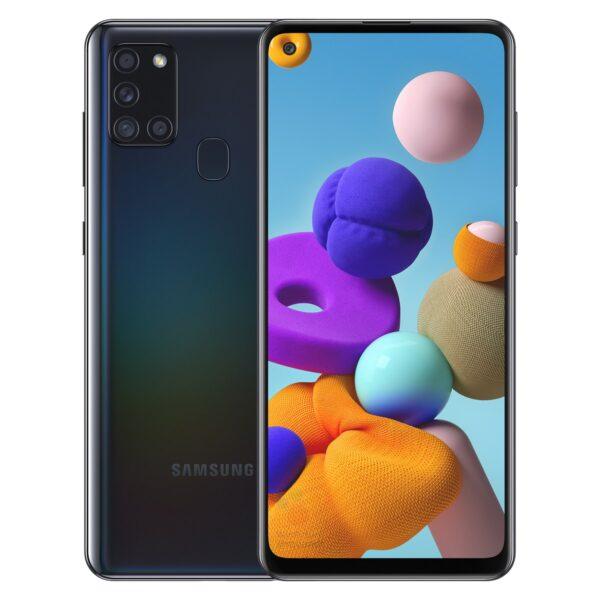 Samsung Galaxy A21s Dual Sim SM-A217F/DS 3GB/32GB 4G LTE Black