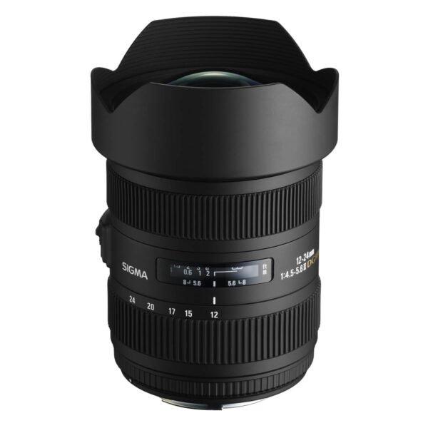 Sigma 12-24mm f/4.5-5.6 DG HSM II Lens For Nikon