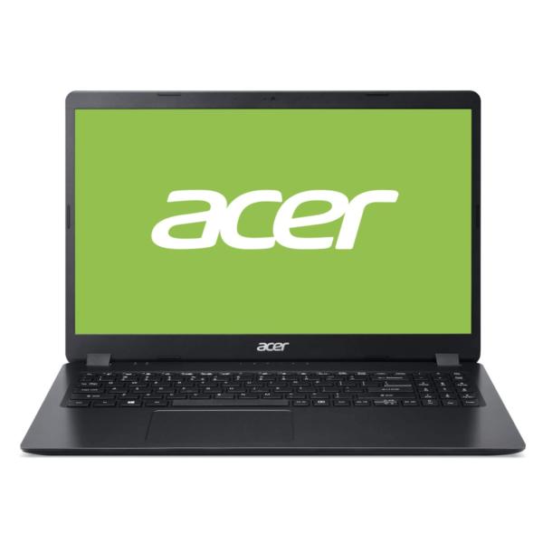 ACER ASPIRE 3 A315- NX.HS5EM.002 BLACK ( CORE I3 1005G1, 4GB RAM, 256gb SSDD, Intel UHD Graphics, 15.6 HD, Win10)
