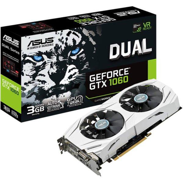 ASUS Dual GTX 1060