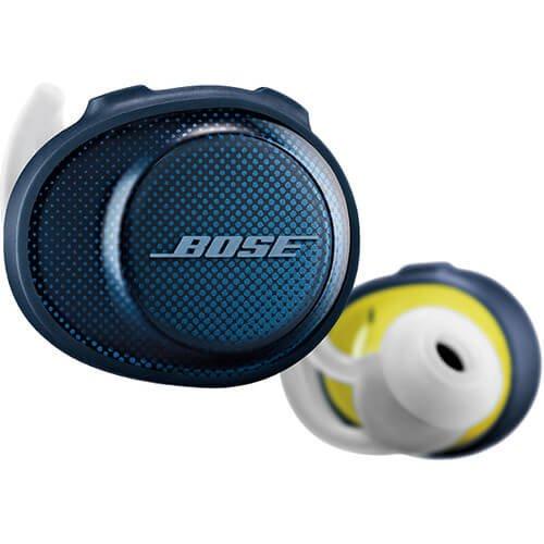 Bose SoundSport Free Wireless In-Ear Headphones - Midnight Blue