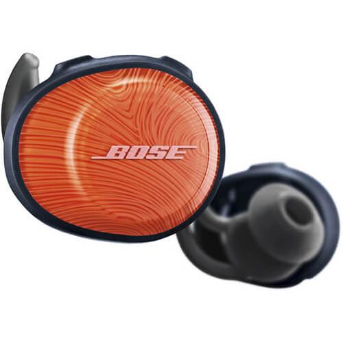 Bose SoundSport Free Wireless In-Ear Headphones - Bright Orange