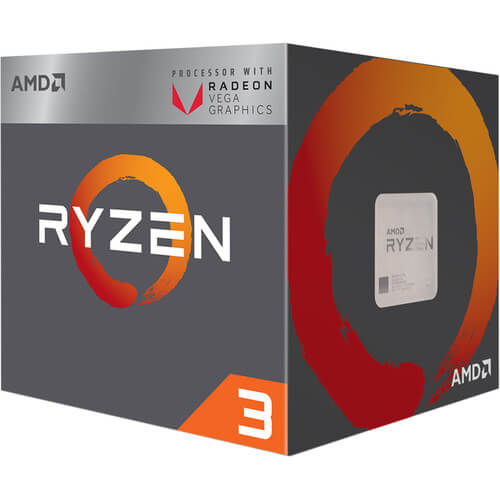 AMD Ryzen 3 2200G 2nd Generation