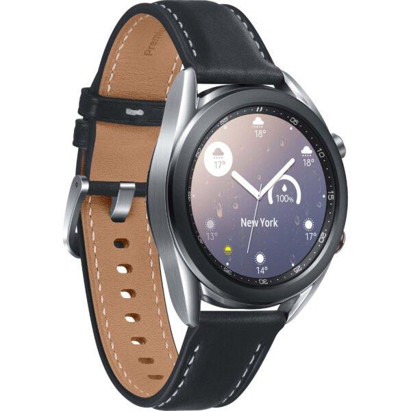 Samsung Galaxy Watch3 41mm Mystic Silver (SM-R850)