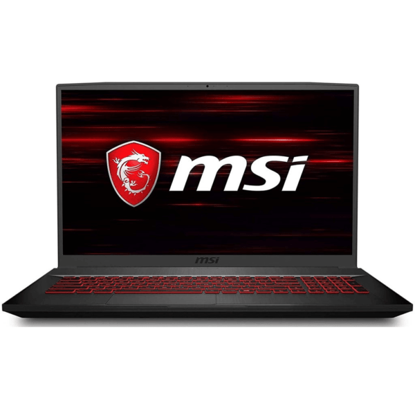 MSI GF 75-THIN-10SCSR -005 Black (Intel Core i7, 16GB RAM, 512GB SSD, 17.3 FHD 120HZ, Wireless, NVIDIA Graphics 4GB GTX1650TI, Windows 10 )