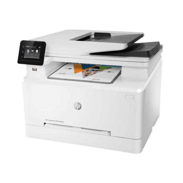 HP LaserJet MFP 281fdw