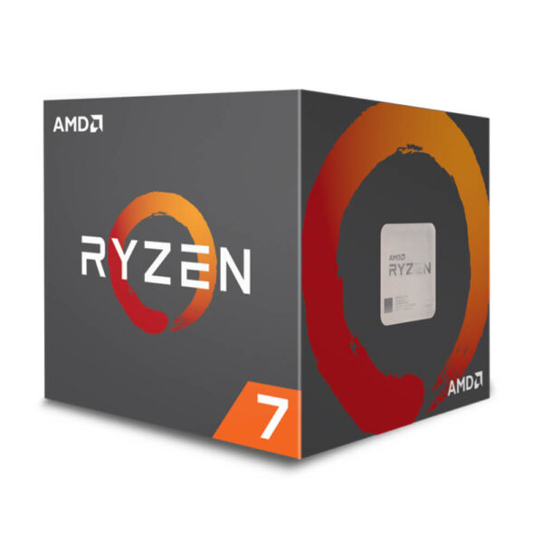 AMD Ryzen 7 2700 2nd Generation