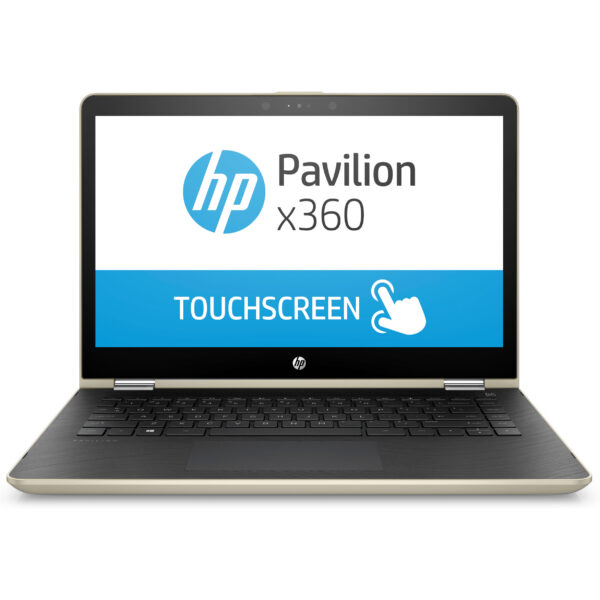 HP PAVILION X360 14-DH1036E-1C4F4EA GOLD ( Core i5, 8GB RAM, 512GB SSD, 2GB NVIDIA Graphics, 14.0 FHD TOUCH-FLIP, Win10)