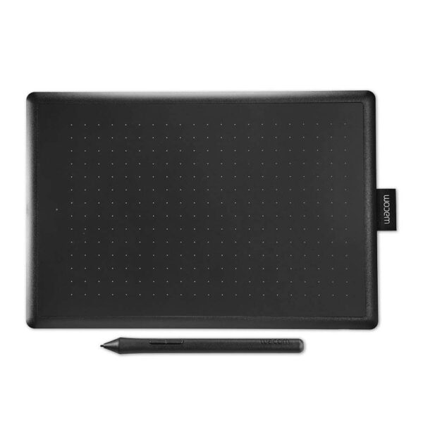 Wacom Digital Graphic Drawing Tablet Pad, Medium - Black (CTL-672-N)