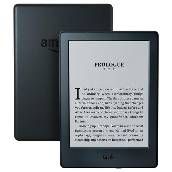"""Amazon Kindle (8th Gen) - 6"""""""