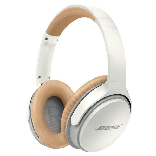 Bose SoundLink around-ear wireless headphones II White