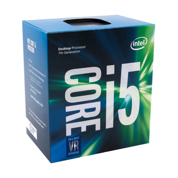 Intel Core i5-7400 7th Generation