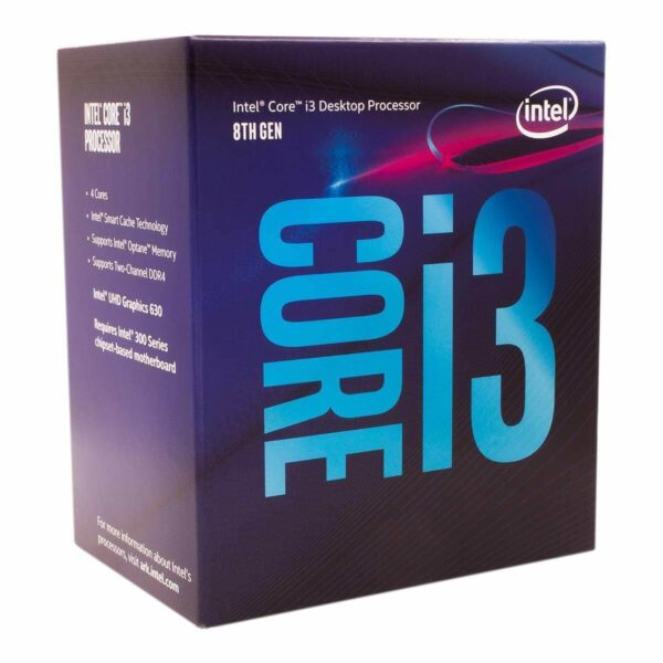 Intel Core i3-8100 8th Generation