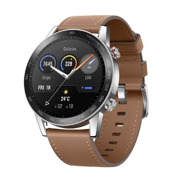 Huawei HONOR Magic Watch 2 46mm Flax Brown