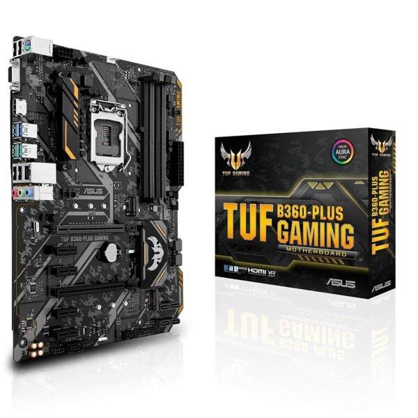 ASUS TUF B360-Plus Gaming