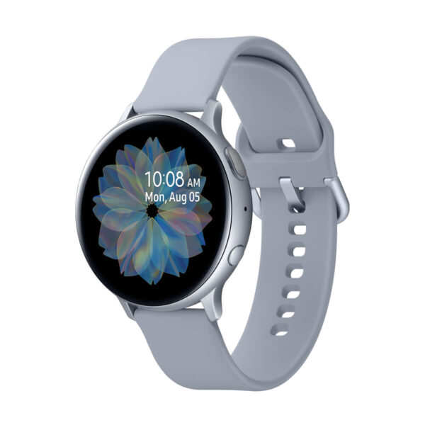Samsung Galaxy Watch Active2 Aluminum, 40mm, Cloud Silver (SM-R830)