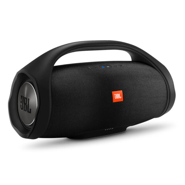 JBL Boombox Portable Waterproof Bluetooth Speaker Black