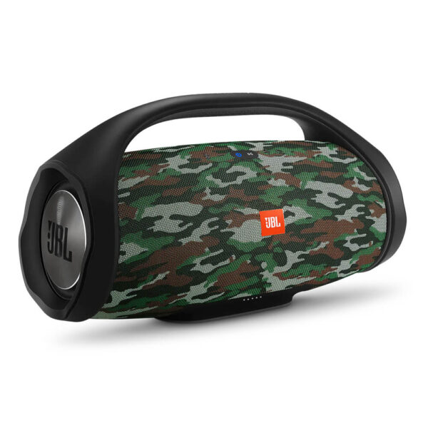 JBL Boombox Portable Waterproof Bluetooth Speaker Camo