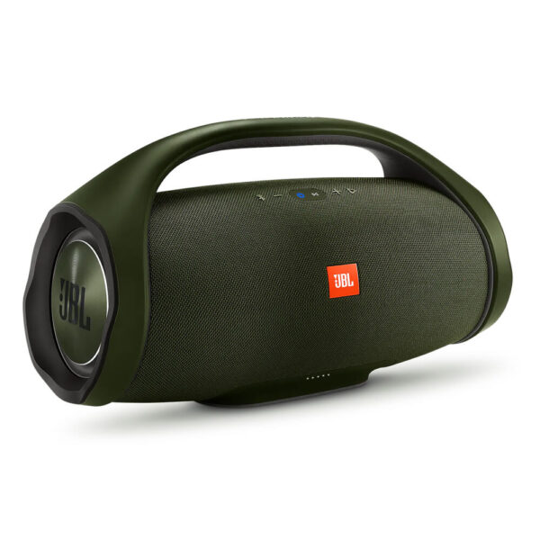 JBL Boombox Portable Waterproof Bluetooth Speaker Green