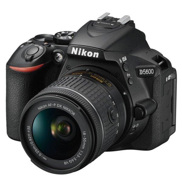 Nikon D5600 DSLR 18-55mm VR Lens Kit