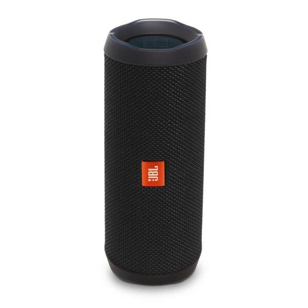 JBL Flip 4 Wireless Portable Stereo Speaker (Black)