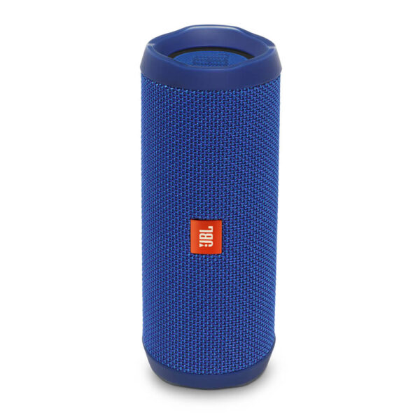 JBL Flip 4 Wireless Portable Stereo Speaker (Blue)