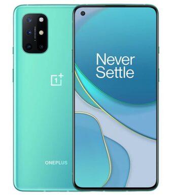 OnePlus 8T Dual 8GB/128GB 5G Aquamarine Green