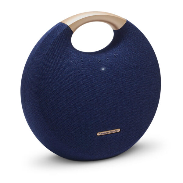 Harman Kardon Onyx Studio 5 Bluetooth Wireless Speaker – Blue