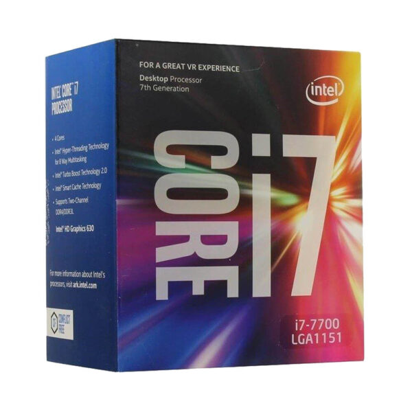 Intel Core i7-7700 7th Generation