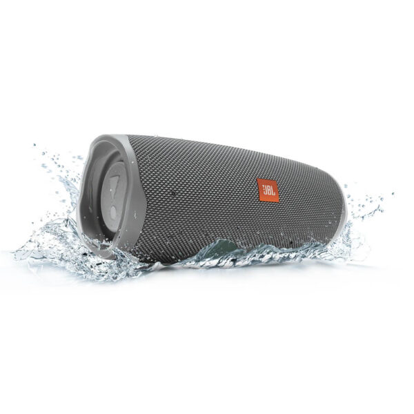 JBL Charge 4 Portable Bluetooth Speaker Gray