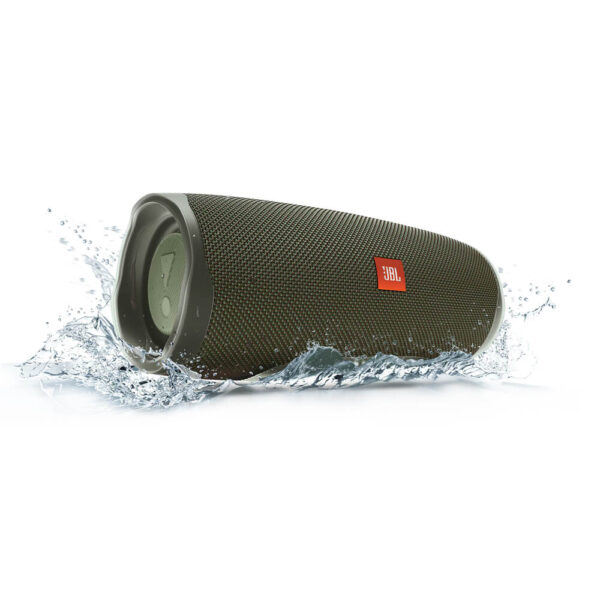 JBL Charge 4 Portable Bluetooth Speaker Forest Green