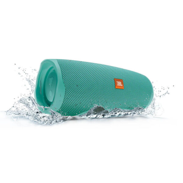 JBL Charge 4 Portable Bluetooth Speaker River Teal