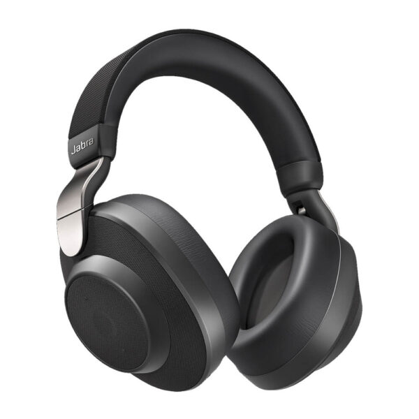 Jabra Elite 85h Wireless Noise-Cancelling Headphones Titanium Black