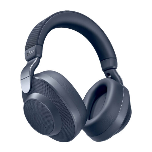 Jabra Elite 85h Wireless Noise-Cancelling Headphones Navy Blue