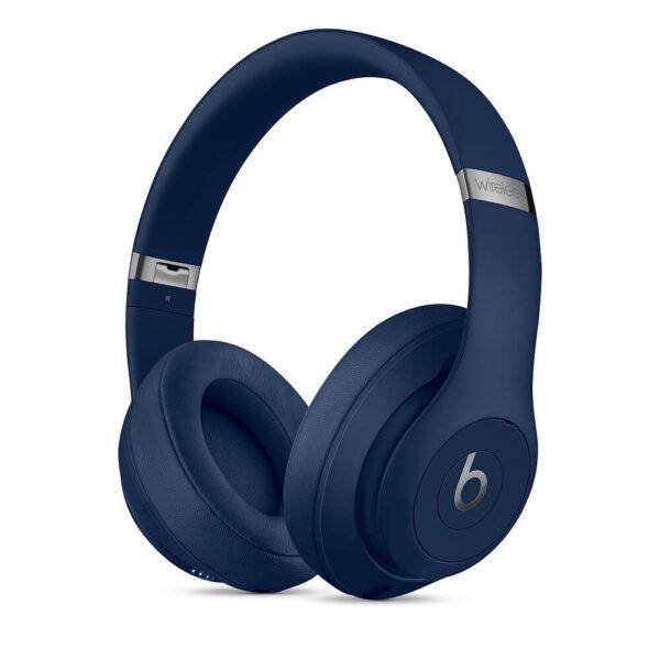 Beats Studio3 Wireless Over‑Ear Headphones - Blue