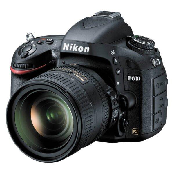 Nikon D610 DSLR Camera with 24-85mm Lens Kit