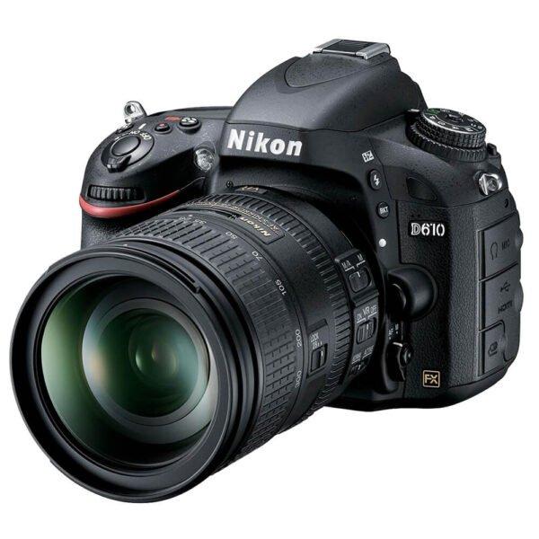Nikon D610 DSLR Camera with 28-300mm Lens Kit