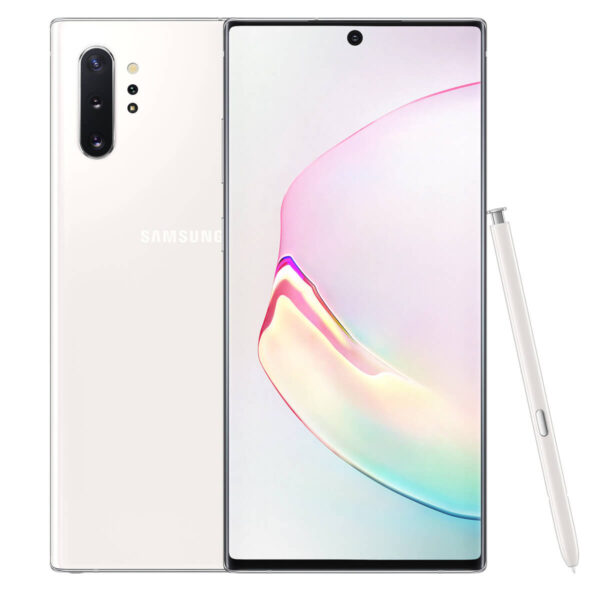 Samsung Galaxy Note 10 Plus Dual Sim SM-N975F/DS 12/256Gb Aura White
