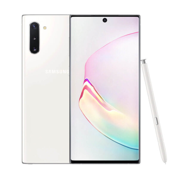 Samsung Galaxy Note 10 Dual Sim SM-N970F/DS 8/256Gb Aura White