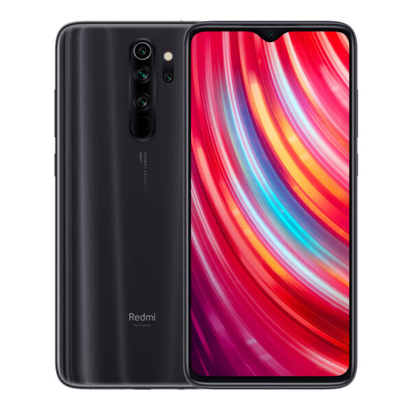 Xiaomi Redmi Note 8 Pro 6/128Gb Black (Global)