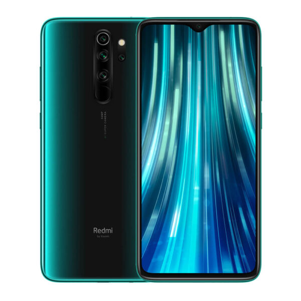 Xiaomi Redmi Note 8 Pro 6/128Gb Green (Global)