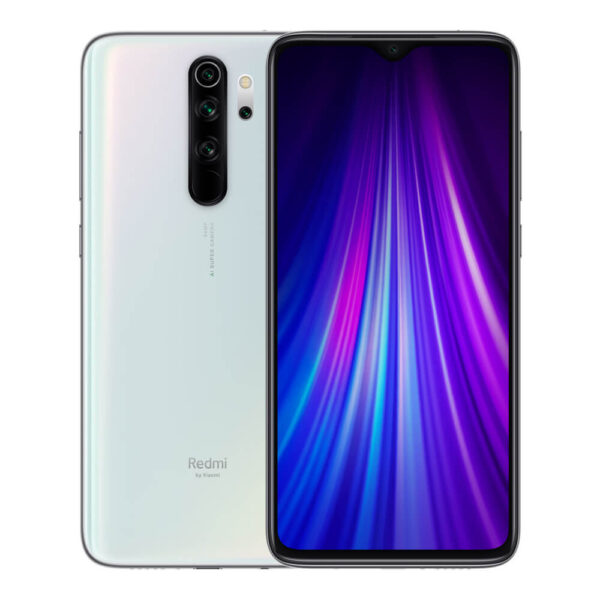 Xiaomi Redmi Note 8 Pro 6/128Gb White (Global)
