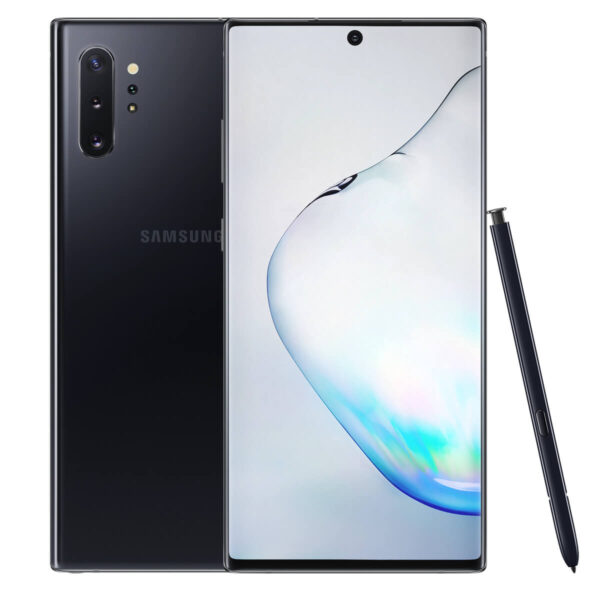 Samsung Galaxy Note 10 Plus Dual Sim SM-N975F/DS 12/256Gb Aura Black