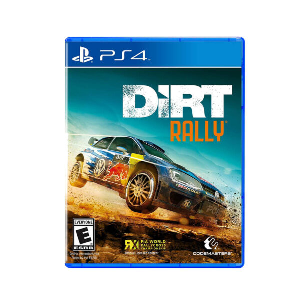 PS VR Dirt Rally