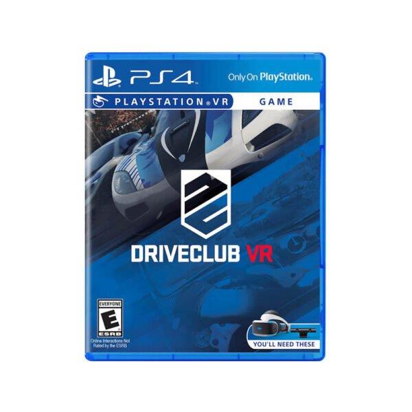 PS VR Drive Club