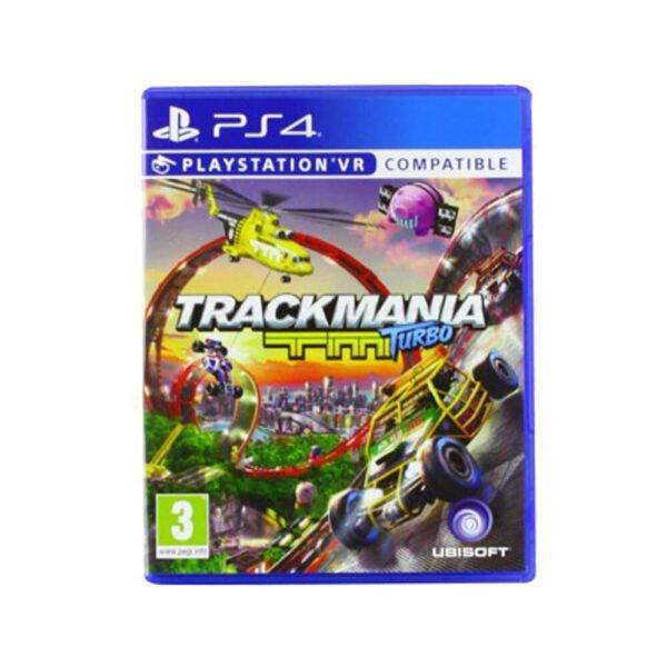 PS VR Trackmania Turbo
