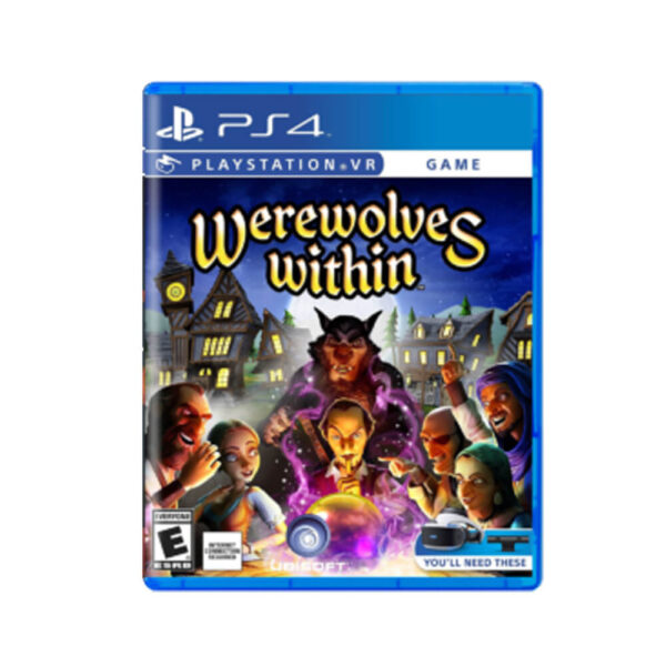 PS VR Werewolves Within
