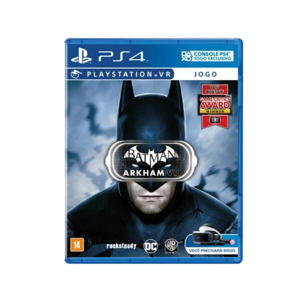 PS VR Batman Arkham